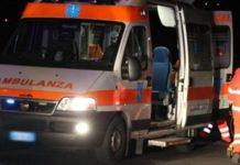 Contursi Terme, scontro tra auto sulla Fondovalle: morto 37enne