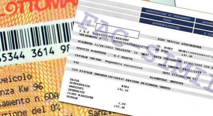 Bollo auto: esenzione con Legge 104 e agevolazioni con stato di famiglia