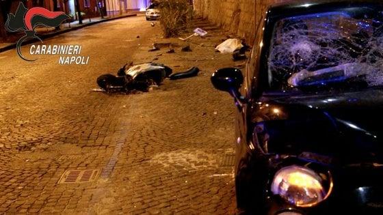 """Pozzuoli, operatore ecologico ucciso durante """"gara di velocità"""": un arresto"""