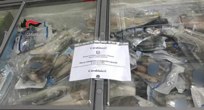 Carabinieri Forestali controllano filiera agroalimentare: multe e sequestri