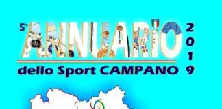 Coni Campania, al Circolo Posillipo per l'Annuario dello Sport Campano 2019