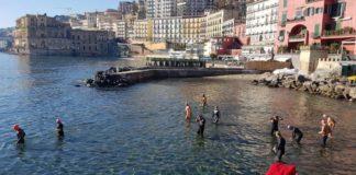 Nuoto: domenica 30 dicembre la Coppa di Natale nel mare di Posillipo