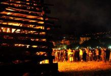 Falò contro i pentiti, fallisce la marcia anticamorra a Castellamare