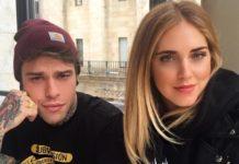 """Fedez e Chiara Ferragni, polemiche per una foto """"hot"""" su Instagram"""