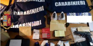 Finti carabinieri arrestati dopo una rapina alla Riviera di Chiaia