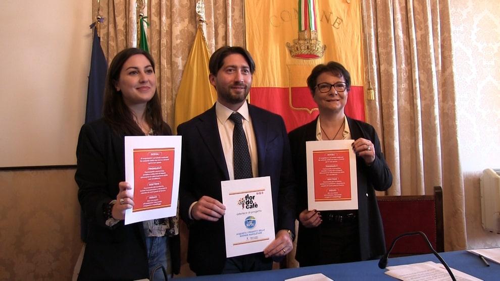 Flor do Cafè aderisce a Scegli Napoli: prodotti del territorio sugli scaffali
