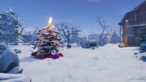 Fortnite, sul popolare gioco arrivano le sfide di Natale