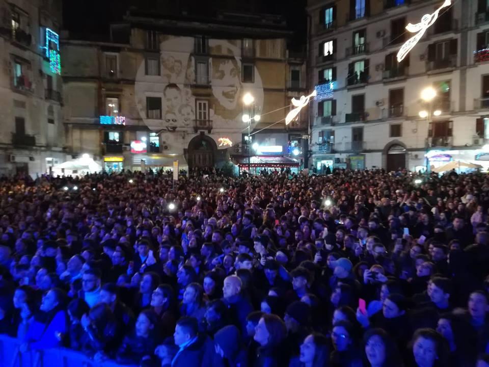 Rione Sanità: sabato Maria Nazionale in concerto con tanti altri ospiti