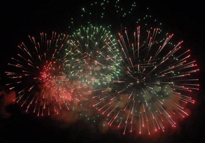 Comune di Caserta, ok ai fuochi d'artificio a Capodanno (ma con limitazioni)