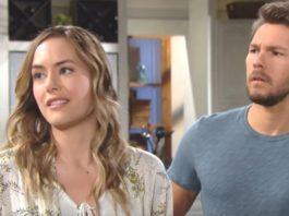 Beautiful, puntata 20 dicembre: Hope rivela a Liam la proposta di Bill a Steffy
