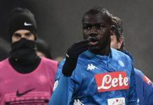 Calcio Napoli, respinto il ricorso per la squalifica di Koulibaly