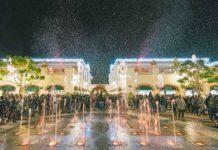 Festa dell'Immacolata, a La Reggia Designer Outlet arriva la magica nevicata