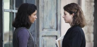 "Sorpresa a Piazza Carlo III, spunta il set de ""L'Amica geniale"""