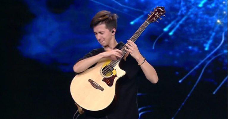 Tu sì que vales, vince il giovane chitarrista Marcin Patrzalek