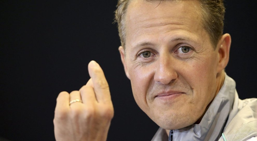 Michael Schumacher migliora: