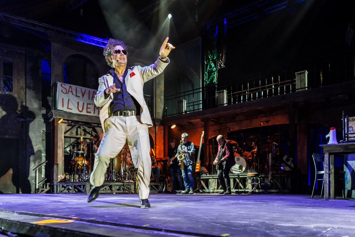 Musicanti, il musical con le canzoni di Pino Daniele: nuova data a Napoli