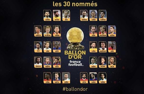 Pallone d'Oro, Modric favorito su Griezmann nella notte che chiude un'era