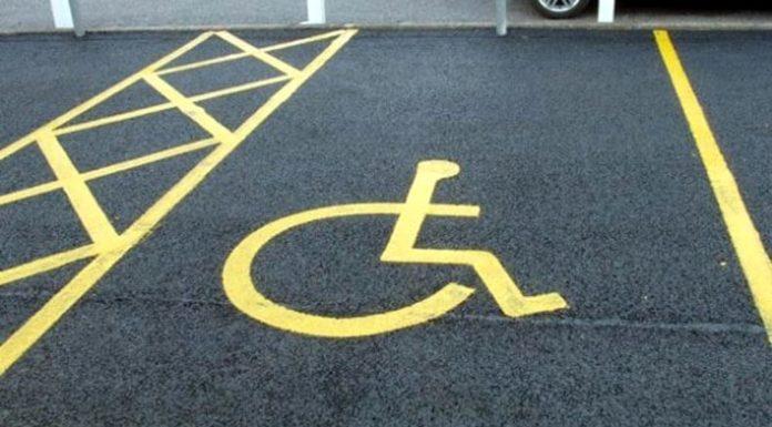 Finti disabili alla guida: a Salerno multa per 109 persone