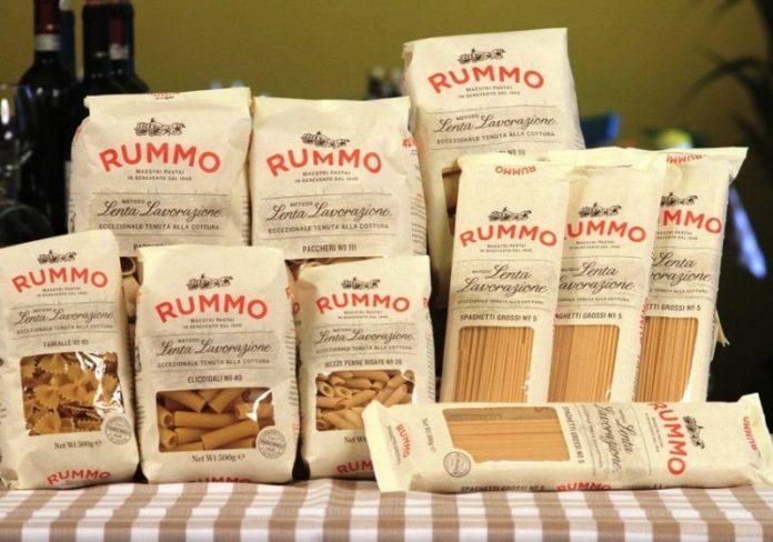 Buone notizie per il pastificio Rummo: ok definitivo al piano di rilancio