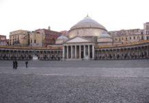 Napoli, stop del Mibac al cantiere in piazza Plebiscito
