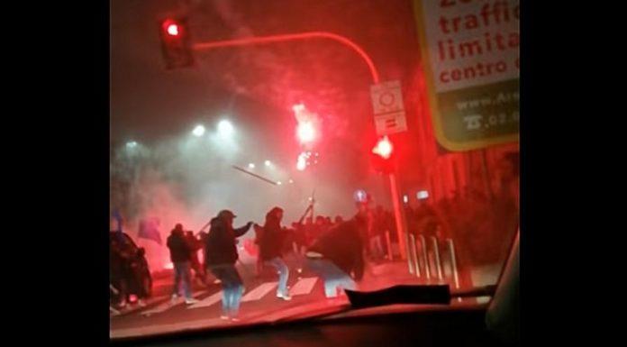 Napoli-Zurigo: arrestato ultras napoletano. IL NOME
