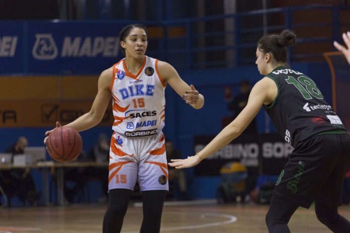 Saces Mapei Sorbino: il girone di ritorno inizia in trasferta a San Martino di Lupari