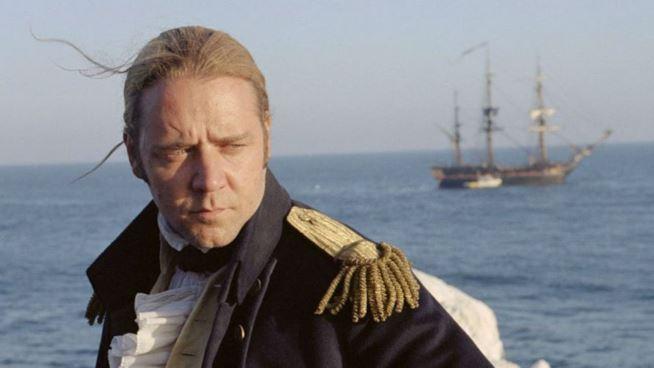 Programmi tv, i film di sabato 12 gennaio: Master & Commander