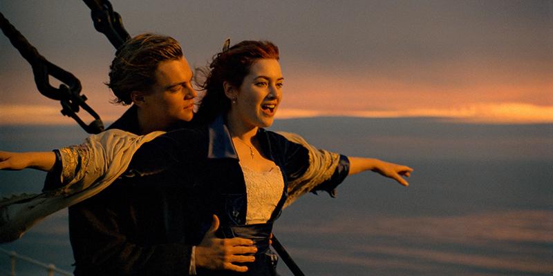 "Programmi tv, i film di martedì 8 gennaio: ""Titanic"" seconda parte"
