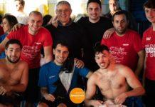 Federico Boccia vince la competizione del Miglio D'oro