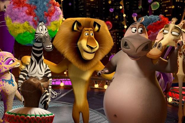 Programmi tv, i film di sabato 26 gennaio: 'Madagascar 3'