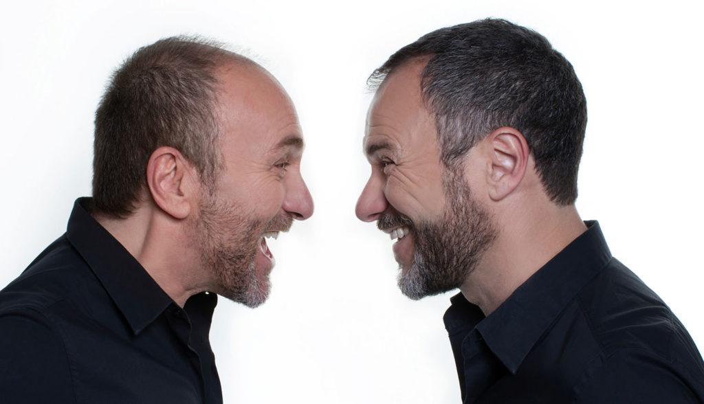 """Parlano """"I Comicissimi Fratelli"""" Gallo in scena al Teatro Augusteo"""