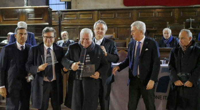 Fin Campania: Il Presidente Paolo Borrelli premia i Campioni della Campania