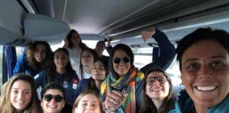 A2 femminile: debutto casalingo positivo per le ragazze dell'Acquachiara