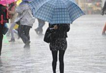 Maltempo, è di nuova allerta meteo sulla regione Campania