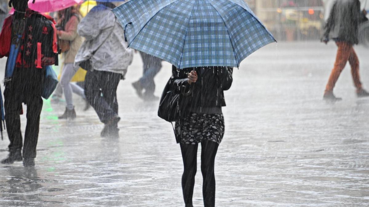 Meteo Campania, Natale e Santo Stefano con freddo e pioggia