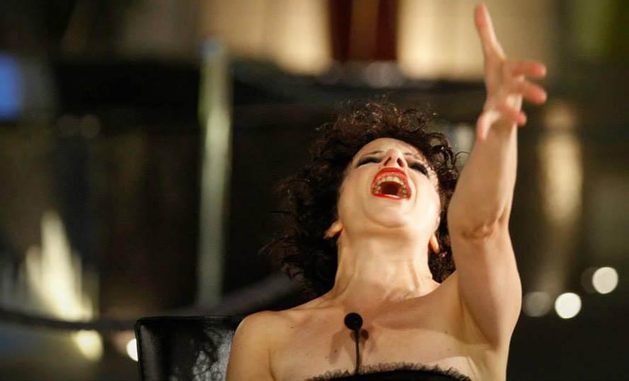 Ponticelli, al Teatro Scarpetta in scena Lalla Esposito in 'Nino'