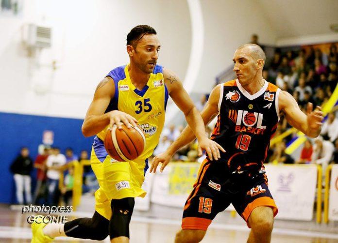 Basket: ko amaro per la Virtus Bava Pozzuoli contro la Tiber Roma