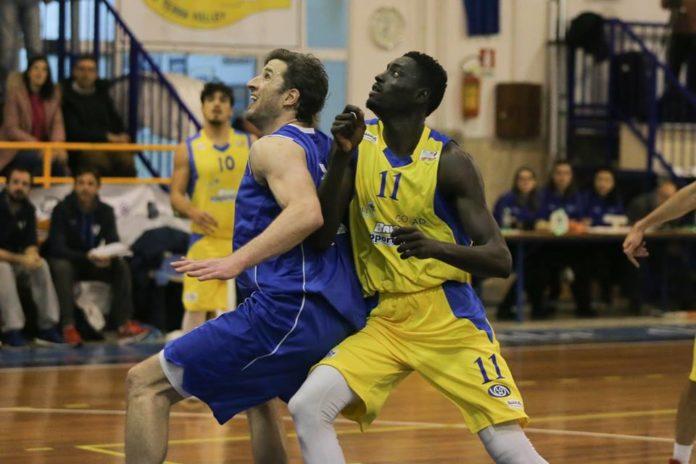 Basket: la Virtus Bava Pozzuoli crolla contro la Luiss Roma