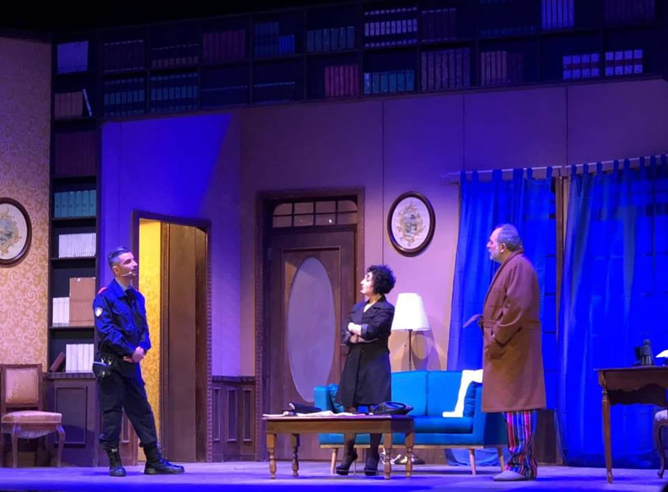 Al Teatro Totò in scena Mariano Bruno in 'Una Notte con Dora'