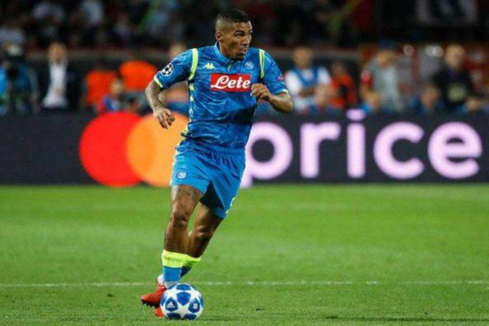 Calcio Napoli, il figlio di Allan preso di mira sui social: andate via