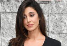 Belen Rodriguez: bacio sulle labbra allo stilista Marcelo Burlon