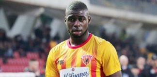 Benevento Calcio: Billong ceduto al Foggia. Si tenta il grande colpo in attacco