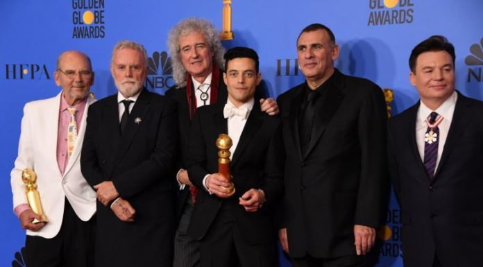 Golden Globes: successi per Bohemian Rhapsody e Green Book