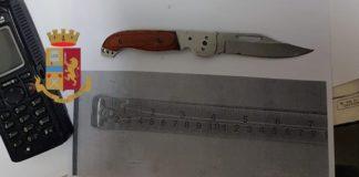Napoli, 27enne compie rapina armato di coltello: arrestato dalla Polizia