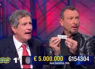 Lotteria Italia, la Campania baciata dalla Fortuna: 5 milioni a Sala Consilina