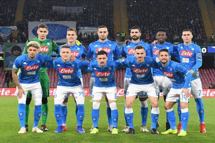 Calcio Napoli, 2-1 alla Lazio: vittoria del gruppo senza quattro pilastri