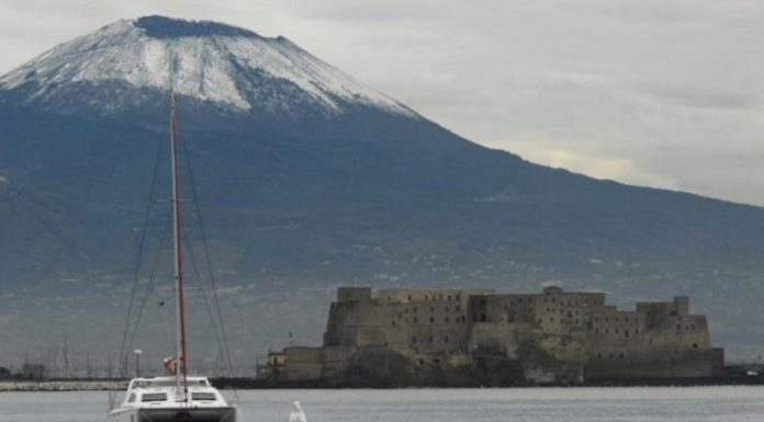 Meteo Napoli, arriva la «sberla artica» e calano le temperature