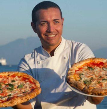 """Il delivery non basta a Sorbillo: """"Non riapro le pizzerie"""""""
