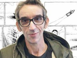 Gipi è il Magister di Comicon 2019: sarà protagonista di incontri e attività