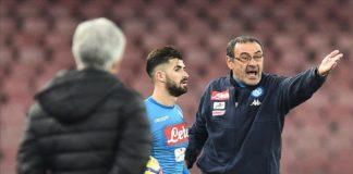 Calciomercato Napoli, Hysaj nel mirino del Chelsea di Sarri
